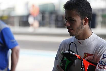 Ferrari protege Antonio Fuoco joins Carlin for 2015 GP3 Series move
