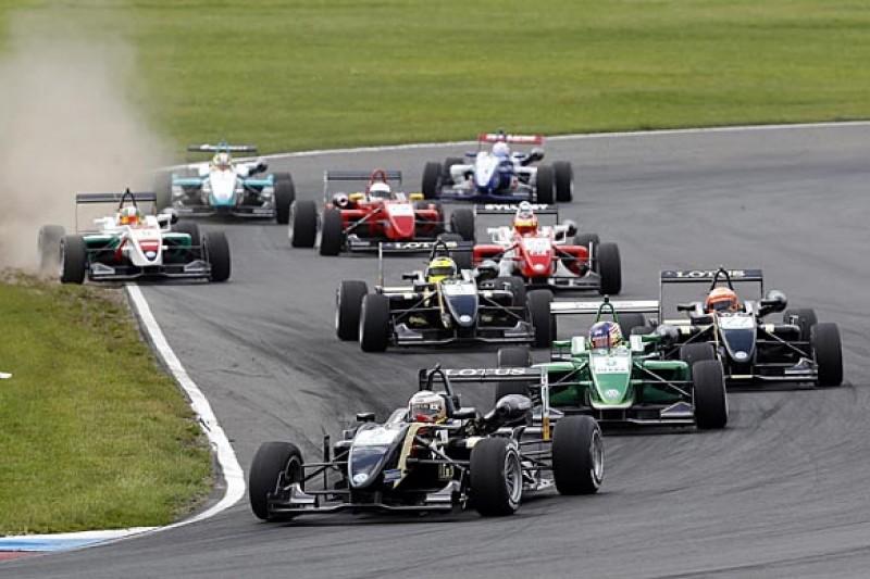 German Formula 3 championship axed for 2015 season
