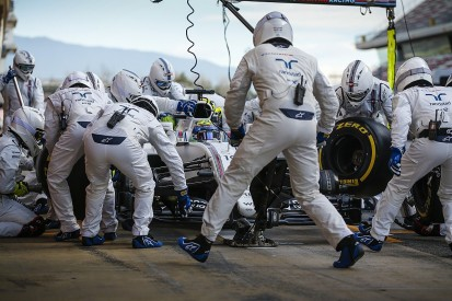 How wider 2017 tyres will make F1 pitstop times harder to replicate