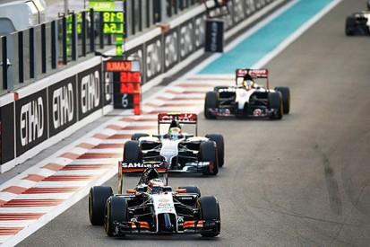 Small F1 teams hopeful of progress on cost cuts before season start