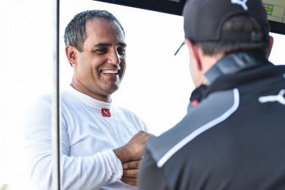 Montoya on the pace on testing return ahead of May IndyCar outings