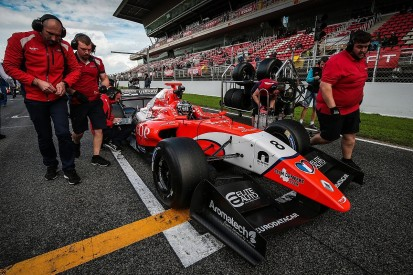 Teams' champion Arden withdraws from World Series Formula V8 3.5