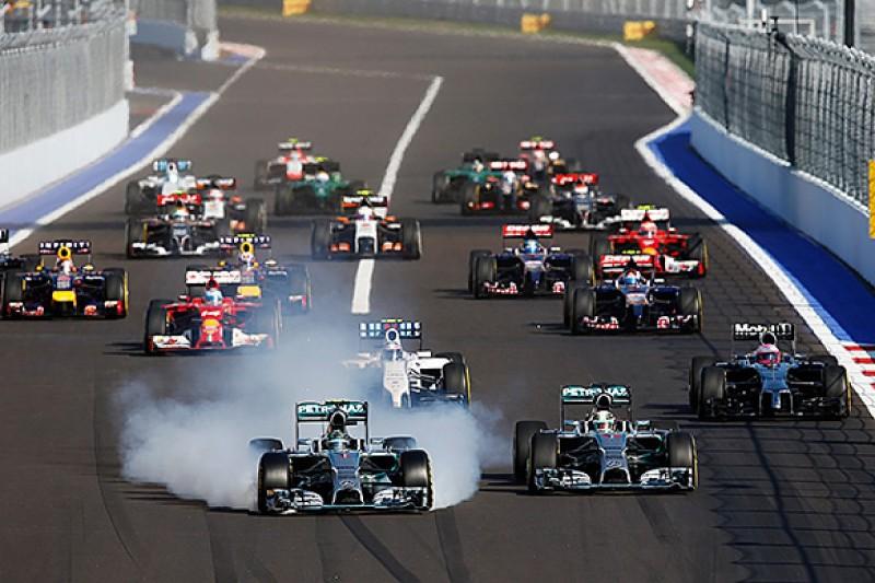 New Ferrari boss Arrivabene says F1 needs a revolution