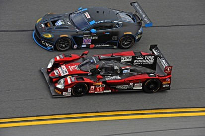 Negri fastest in second free practice for Daytona 24 Hours