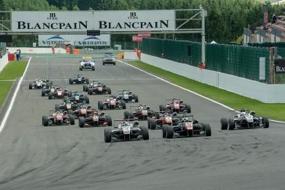 Formula 3 European Championship announces 2017 entry list