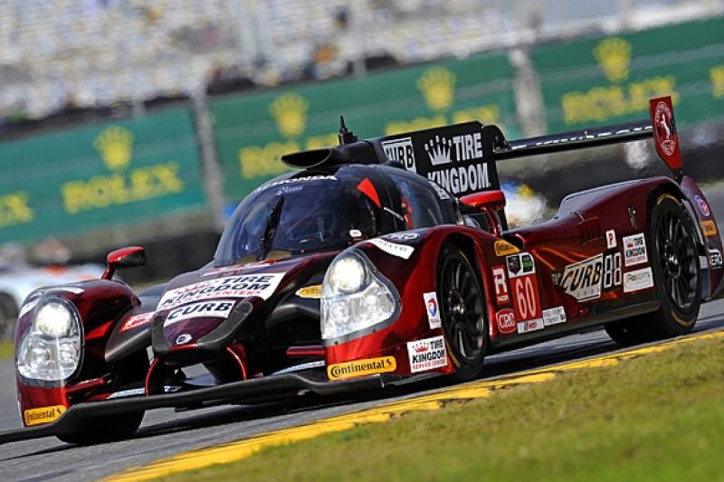 Daytona 24 Hours: Michael Shank Racing Ligier claims pole