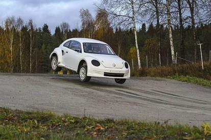 Volkswagen Beetle to join World Rallycross Championship with Eklund