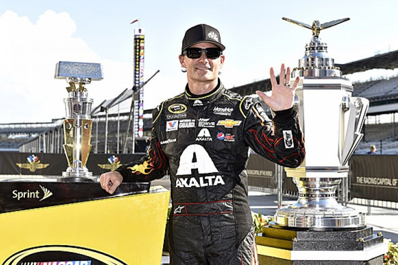 Four-time NASCAR Cup champion Jeff Gordon to retire after 2015