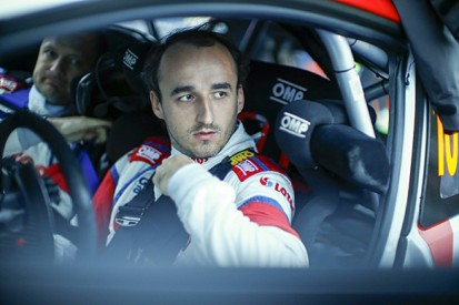 Robert Kubica accepts setting up RK WRC team for 2015 is hard work
