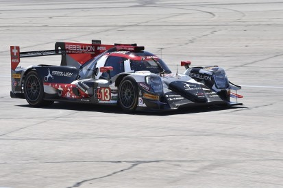 Sebring 12 Hours: Neel Jani takes pole position for Rebellion