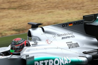 F1 teams rejected idea to put car numbers on shark fins - Ross Brawn