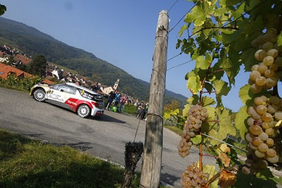 World Rally Championship's Rally of France chases new home for 2015