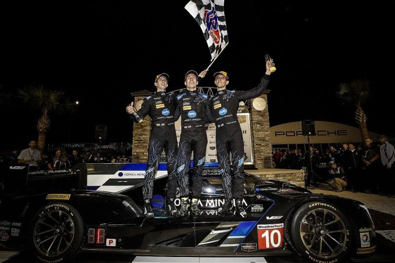Wayne Taylor Racing wins 2017 Sebring 12 Hours