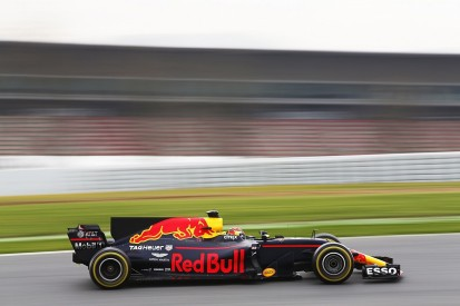 Max Verstappen: Red Bull 'not good enough yet to win' in F1 2017