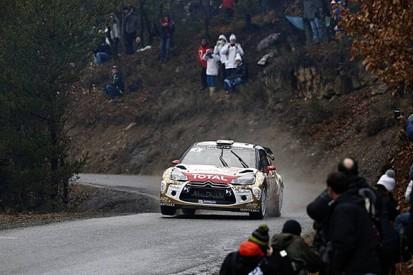 WRC Monte Carlo Rally: Sebastien Loeb tops shakedown stage