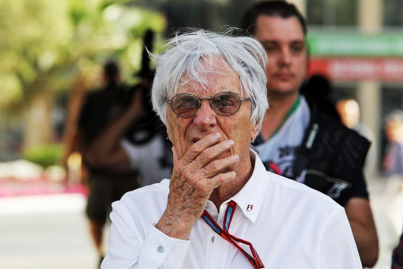 Bernie Ecclestone 'can't do anything' in new F1 role after takeover