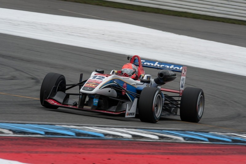 British outfit Fortec aiming for European F3 return in 2018