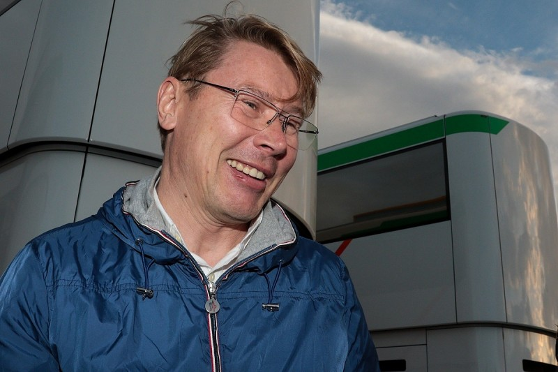 Mika Hakkinen takes on role with McLaren Formula 1 team