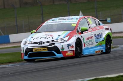 Speedworks driver Tom Ingram tops pre-season BTCC test at Donington