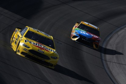 No penalties over Kyle Busch/Joey Logano Las Vegas NASCAR brawl