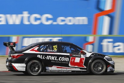 Rob Huff dominates day two of WTCC testing at Monza