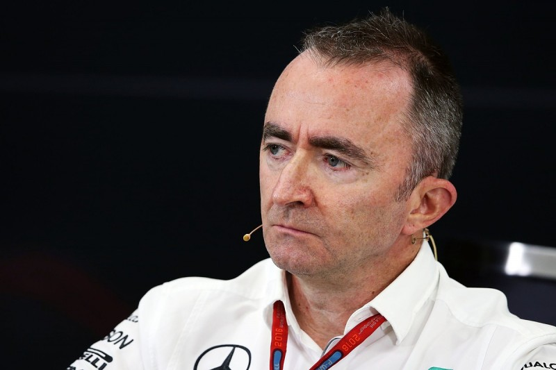 Ex-Mercedes F1 chief Paddy Lowe starts work at Williams