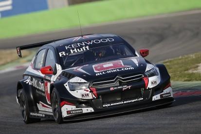 Rob Huff leads Monza WTCC test on Munnich Citroen debut