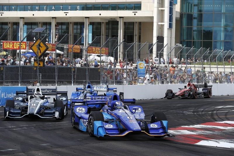IndyCar opener felt 'fabricated' - Scott Dixon