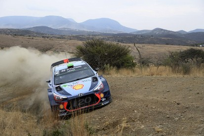 Hayden Paddon to get new WRC co-driver mid-season