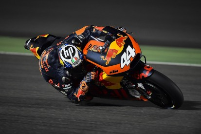 KTM working on new MotoGP engine spec after troubled Qatar test