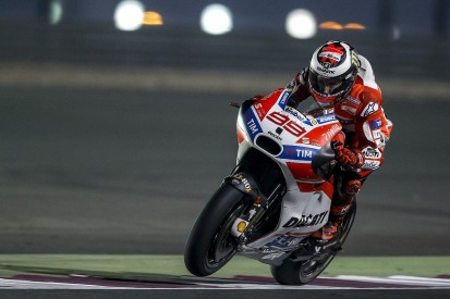 Ducati says it is 'not ready' to mount MotoGP title bid with Lorenzo