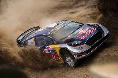 Sebastien Ogier could be excluded from Rally Mexico over gearbox