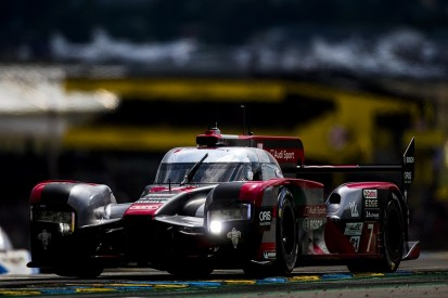 Penske approached Audi to run LMP1 cars at Le Mans 24 Hours
