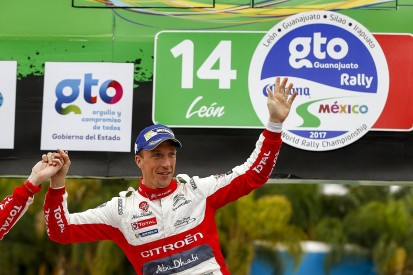 Rally Mexico: Meeke says he left WRC win 'in the hands of the gods'