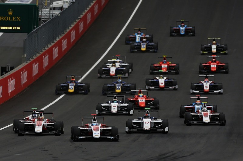 GP3 and European Formula 3 could merge as F1 support series in 2019