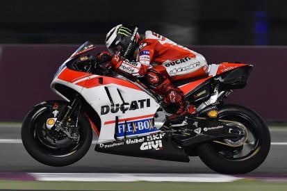 Ducati's MotoGP pre-season tests harder than expected, says Lorenzo