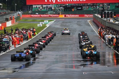 Wet standing starts approval includes new terms agreed by F1 teams