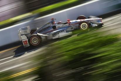 IndyCar St Petersburg: Penske's Power beats Dixon to first 2017 pole