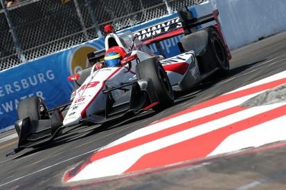 IndyCar St Petersburg: Bourdais wins season-opener from back of grid