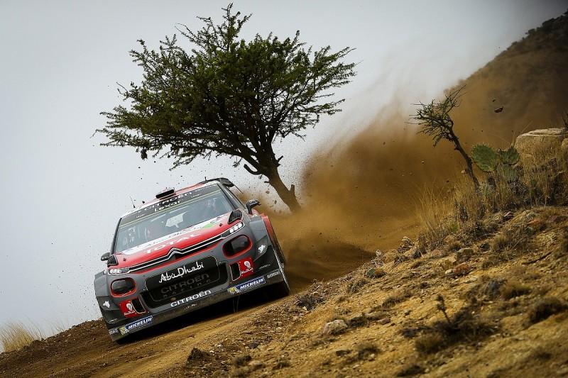 Rally Mexico: Meeke seals fourth WRC win despite late car park scare