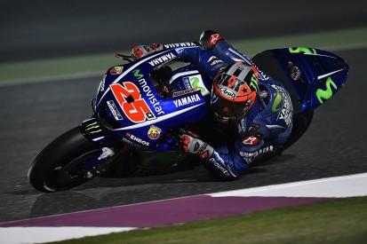 MotoGP testing: Vinales tops final pre-season test, Marquez crashes