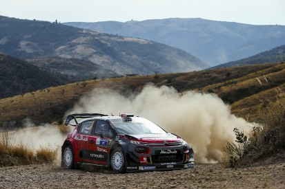 Rally Mexico: Citroen's Meeke adds to advantage on Saturday morning