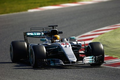 Mercedes F1's Hamilton yet to get 2017 car 'into a good window'