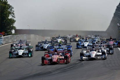 IndyCar extends Chevrolet and Honda supply deals