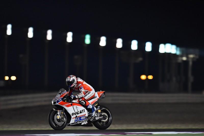 MotoGP Qatar test: Ducati's Dovizioso starts final running on top