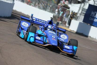 IndyCar St Petersburg: Scott Dixon tops practice two from Will Power