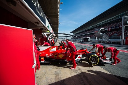 On-track woes masked Ferrari's 'massive step' in F1 2016 - Vettel
