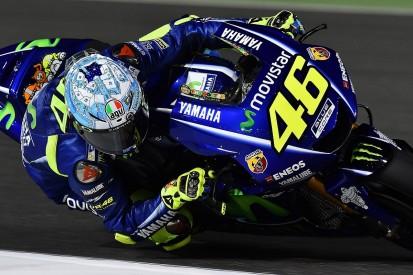Valentino Rossi 'still not very fast' on Yamaha's 2017 MotoGP bike