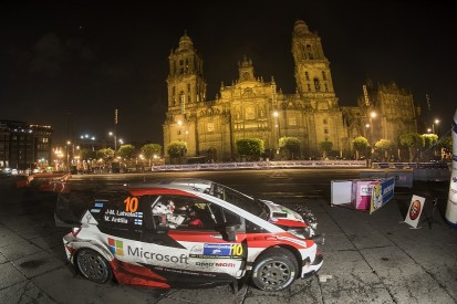 WRC Rally Mexico: Two stages cancelled due to transit issues