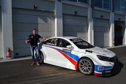 Lada back in World Touring Car Championship with Muller's nephew